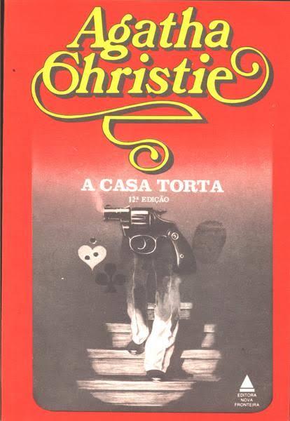 Imagem da capa da edição brasileira de A Casa Torta