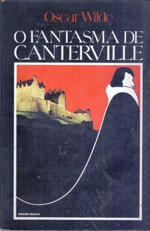 Imagem da capa da edição brasileira de O fantasma de Canterville