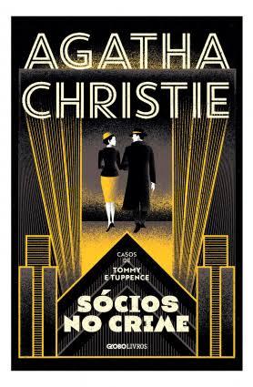 Imagem da capa da edição brasileira de Sócios no Crime
